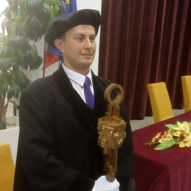 Ing. Pavol Michniak, PhD.